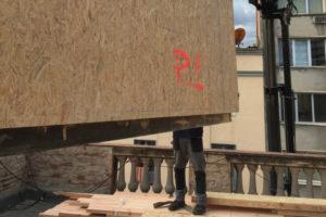 Avantatges de construir amb estructura de fusta, un material natural, inesgotable i biodegradable